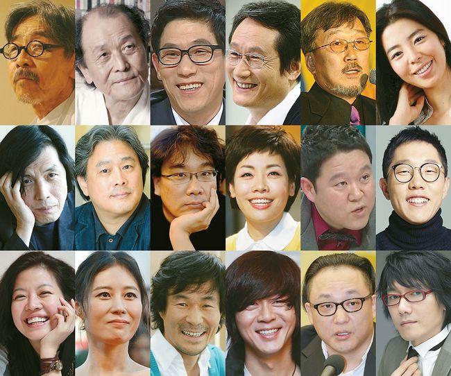 MB정부 블랙리스트…문성근·명계남, 박미선도