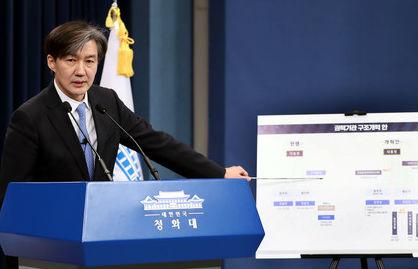 '공수처' 신설, '대공수사권' 경찰로...'자치경찰' 도입