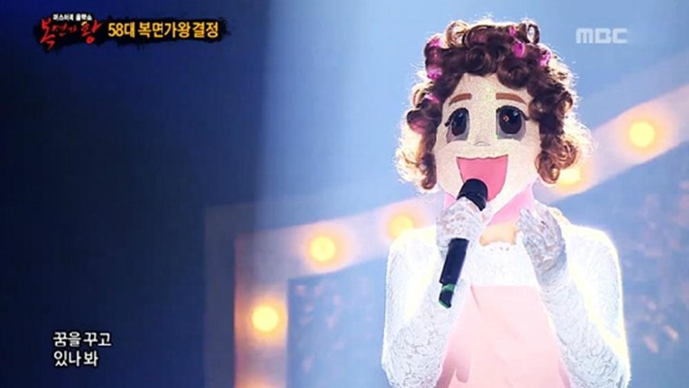 '복면가왕' 흥부자댁, 여성가왕 최초 6연승 달성..하현우 잇는 레전드 등극