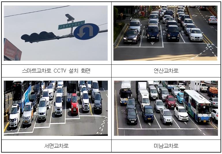 부산시, 스마트교차로 교통관리시스템... 교통신호 지킴 효과 톡톡