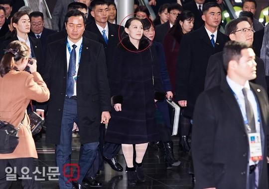 백두혈통 최초 방남…김정은 여동생 김여정 '평창행' 전격 결정 앞과 뒤