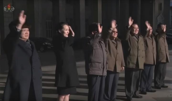 문재인 대통령과 김여정, 회동 가능성 커졌다