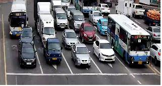 정지선 지키기 및 교통사고 해결 효과 톡톡