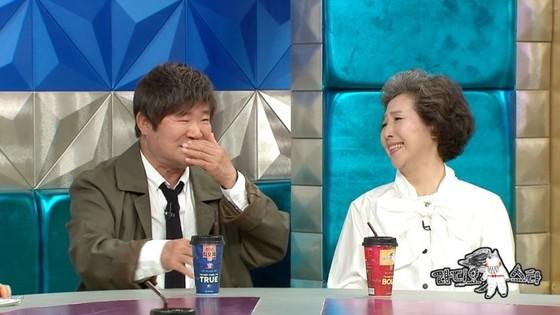'라디오스타', 동시간대 1위 '시청률 상승'..'고두심-차은우 이색 케미'