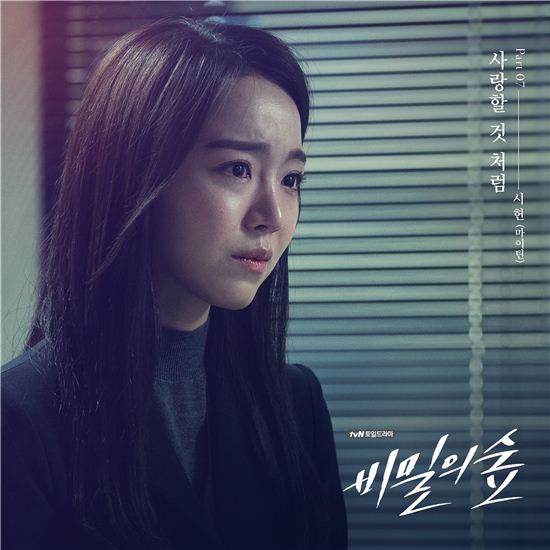 마이틴 시헌, '비밀의 숲' OST 일곱 번째 주자 발탁