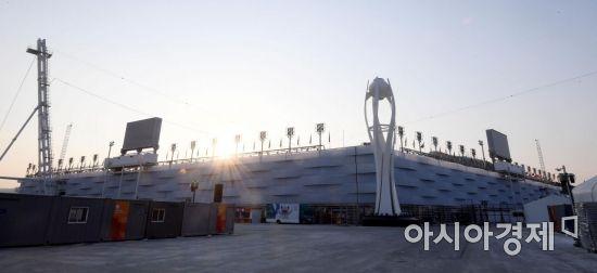 평창동계올림픽 개막식, 오후 8시 체감온도 -10도 예상