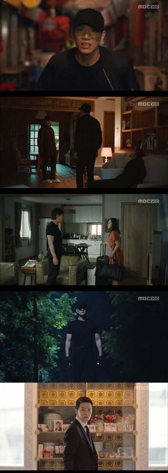 '이리와 안아줘' 시청률 소폭 상승해 수목극 1위, 장기용 각성
