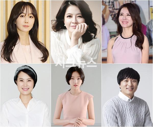 '마녀의 법정'김민서X김여진X이일화X김재화, 연기파-개성파 배우 군단 라인업 완성