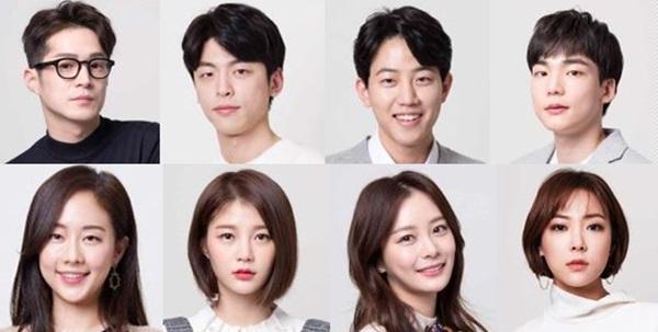 '하트시그널' 시즌2 김현우·오영주 등 출연자들 움짤+팬아트 봇물 '아이돌급 인기'
