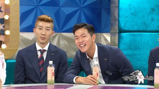 '라디오스타' 시청률 9.1% 水예능 1위...태극전사 특집 통했다