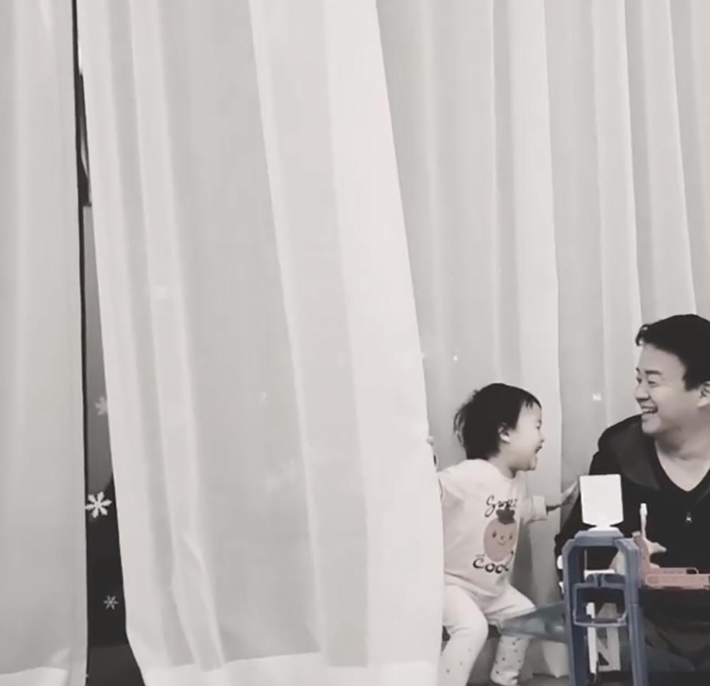 백종원♥소유진 부부, 백주부 딸 서현이와 웃는모습이 닮아 '눈길'