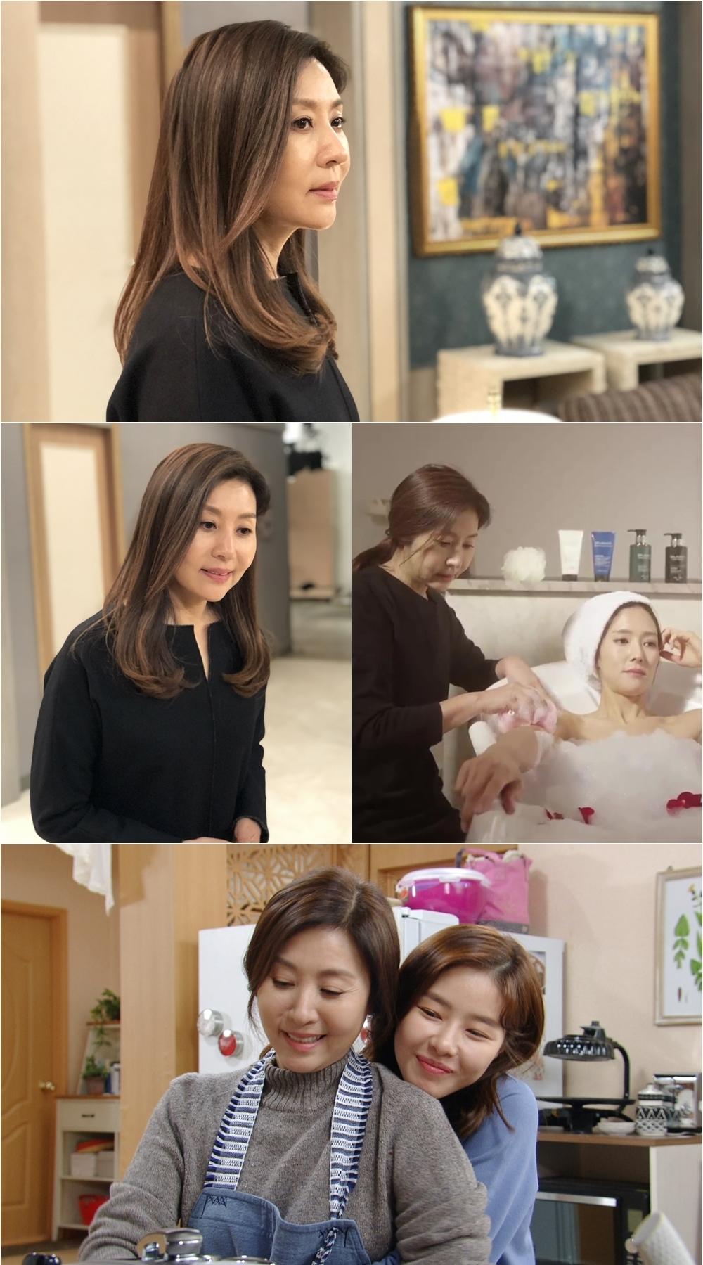 `내 남자의 비밀` 최명길 자상한 엄마의 충격적 두 얼굴 공개