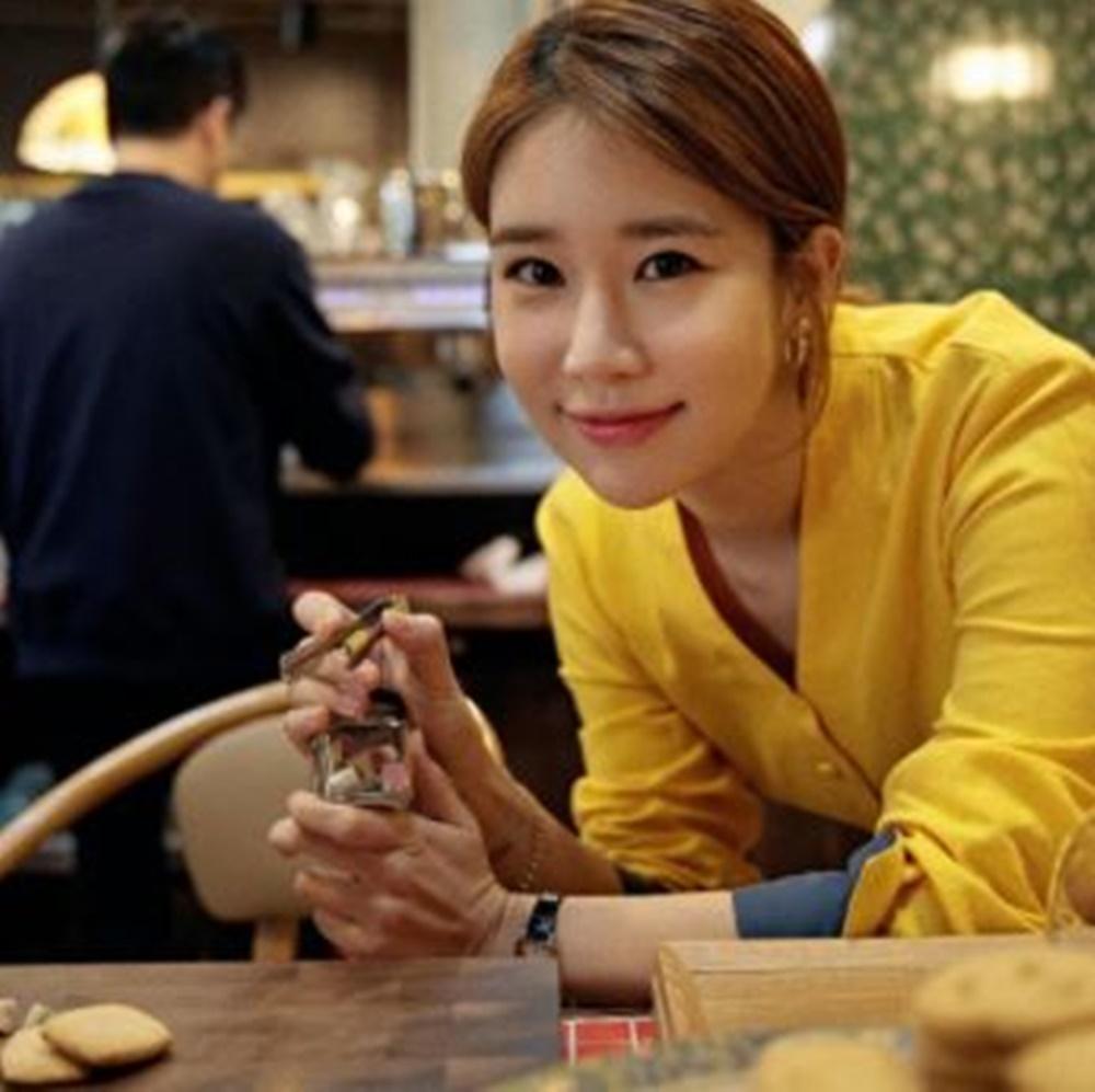 '선다방' 유인나, 아름다운 미모…'시선집중'