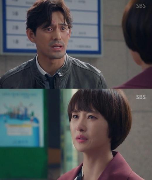 """'키스 먼저 할까요' 김선아, 오지호에 진심 고백 """"감우성 사랑한다"""""""