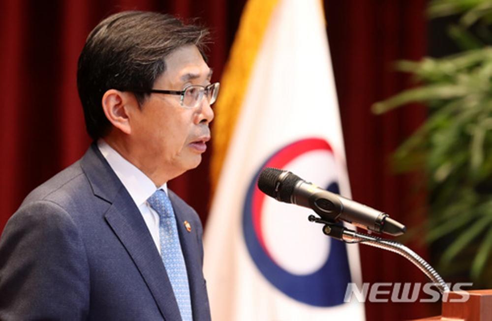 """박상기 장관, """"'강원랜드 사건' 신속·엄정하게 처리돼야""""…'국민적 의혹이 없도록'"""