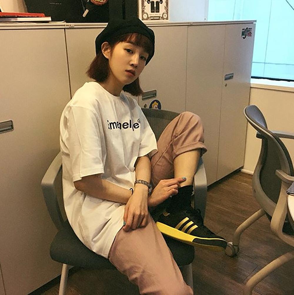'원나잇 푸드트립' 박보람, 꾸러기 같은 패션…다 잘 어울려