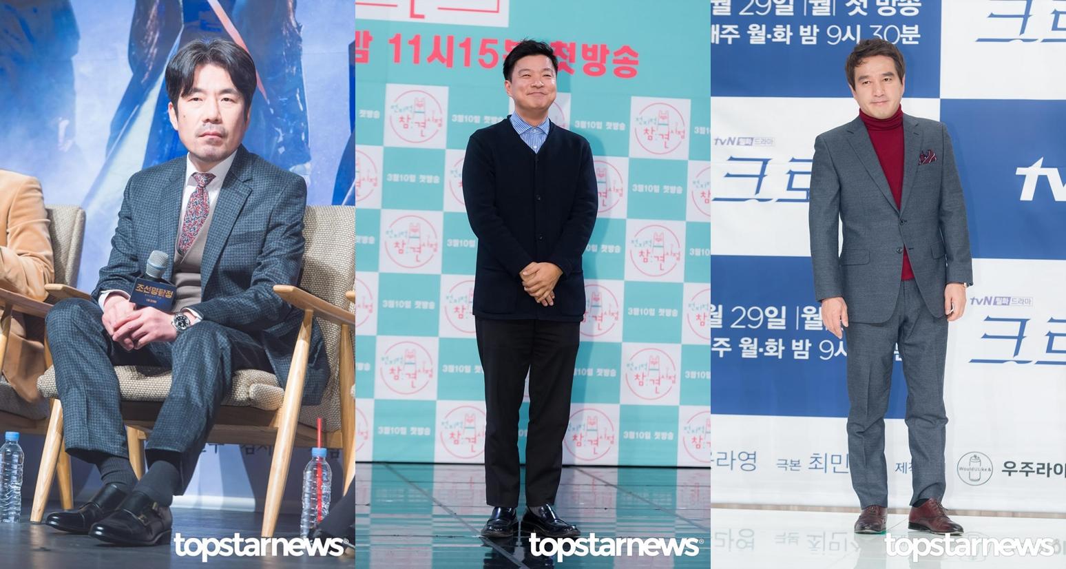 [TOP이슈] 오달수 병원행, 미투 연예인 근황보니…김생민·조재현은 지금