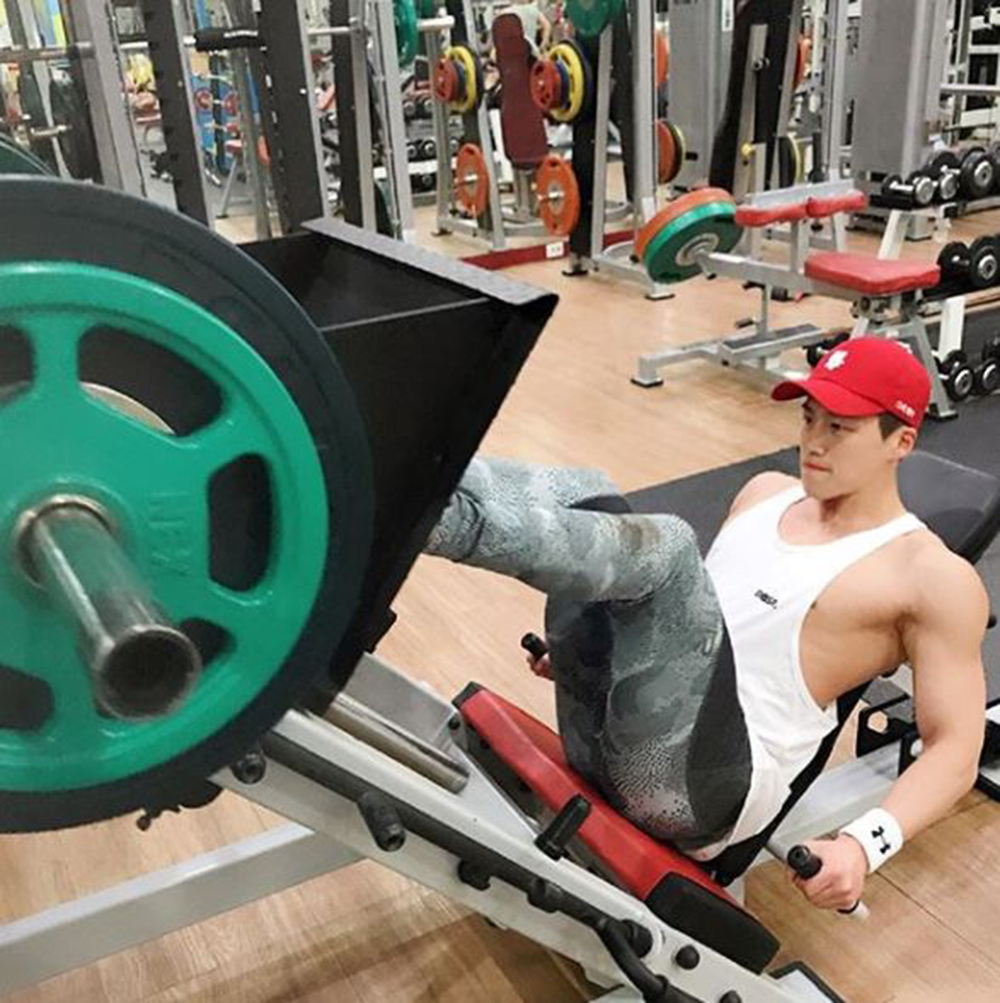 '로맨스 패키지' 이재동(105호), 의사선생님의 반전매력…'근육질 몸매의 끝판왕'