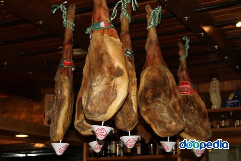 스페인 하몽, 어떤 음식?…돼지 뒷다리 건조·숙성한 생햄