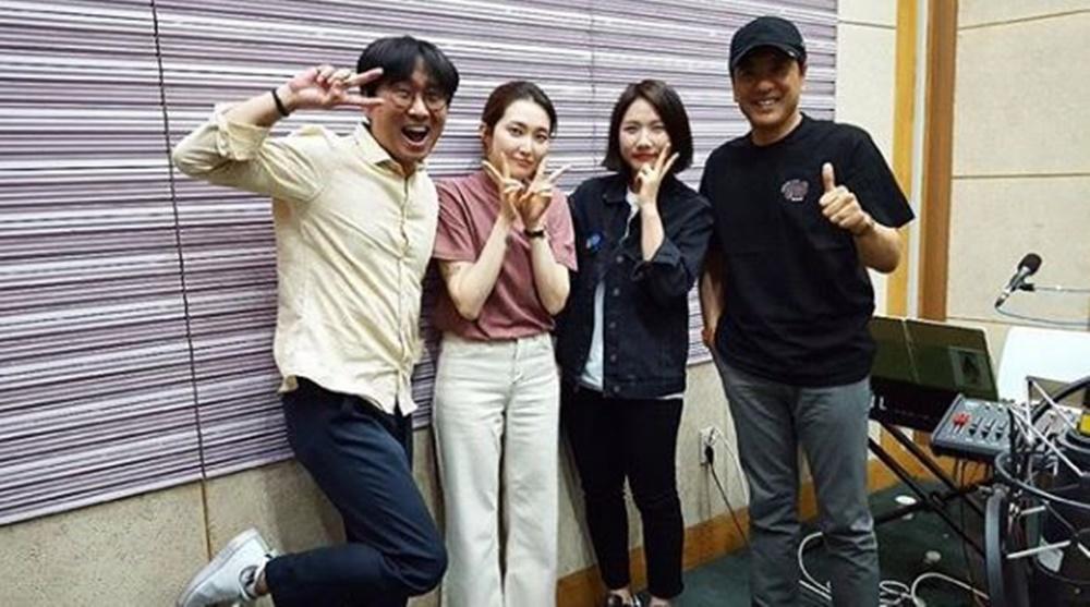 """옥상달빛, 김승우·장항준과 함께…""""미스터라디오"""""""