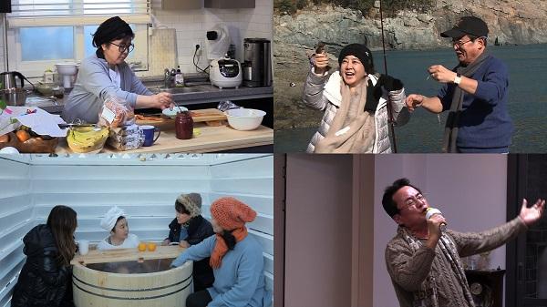 `같이삽시다` 정한헌 김영란, 이 미묘한 기류는?…박원숙, 김혜정마저? `버럭`