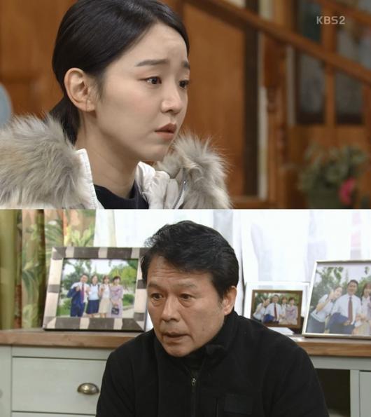 """'황금빛내인생' 신혜선, 천호진 상상암 알았다…""""살 이유가 없어 그만할 것"""""""