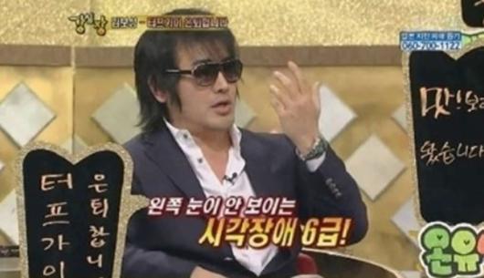 `착하게 살자` 김보성, 의리 하나로 교도소 입소 ¨정의를 외쳐 왔는데…¨