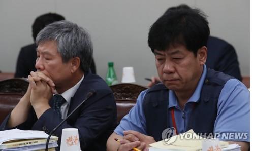 """[내년도 최저임금 타결] 勞 """"생계비 반영 안돼""""…使 """"무책임한 결정"""""""