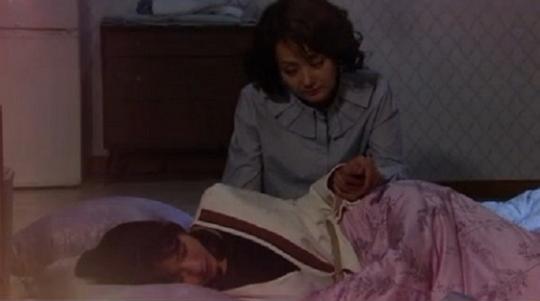 `이름없는 여자` 배종옥, 자는 오지은 보며 애틋 ¨예쁘게 자란 내 딸¨
