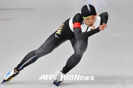이상화 라이벌 고다이라 나오, 스피드 스케이팅 1000m 은메달