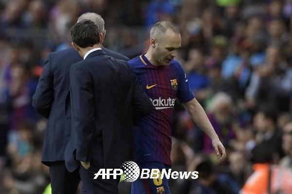 바르셀로나, 셀타비고전 소집명단 발표 '주전 3명 제외'
