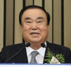 민주, 국회의장 문희상 선출