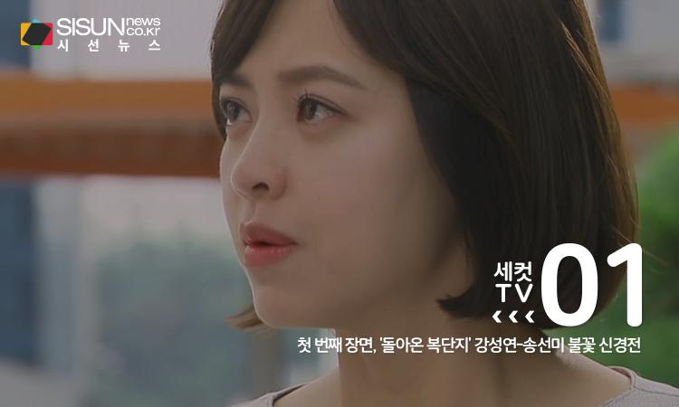 [세컷TV] '하태하태' 이번주 TV속 장면 '돌아온 복단지', '죽어야 사는 남자', '해피투게더3'