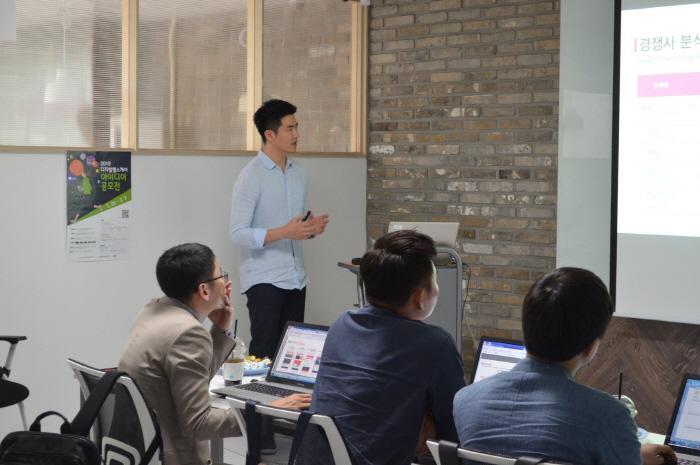 2018년 액셀러레이터 4차산업혁명 특화 6개사 선정