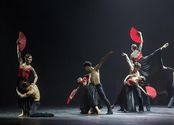 농악과 발레 컬레버레이션 '아리랑 별곡', 성황리 개최