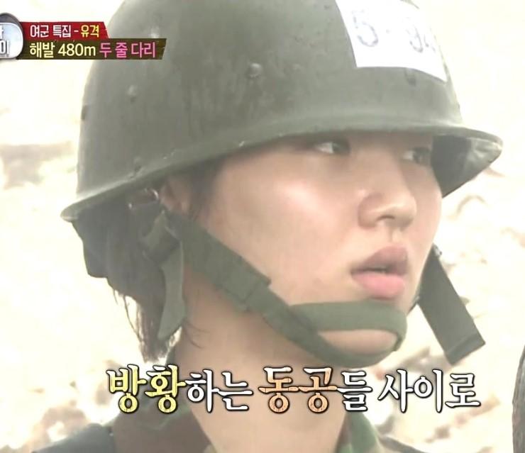 박승희, 예능 출연 장면 재조명...스피드스케이팅 1000m외 00도 남다른 실력