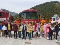 해남소방서, 세월호 추모식 '소방안전체험장' 운영