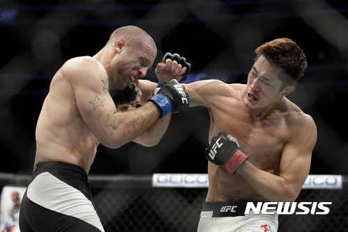 UFC 김동현 경기시간, 코밍턴전 해외언론의 전망은?
