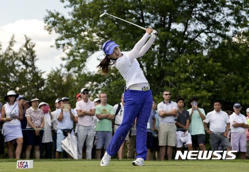 최혜진 골프선수, US오픈골프 '18세 아마추어 준우승' 얼마나 대단한가?