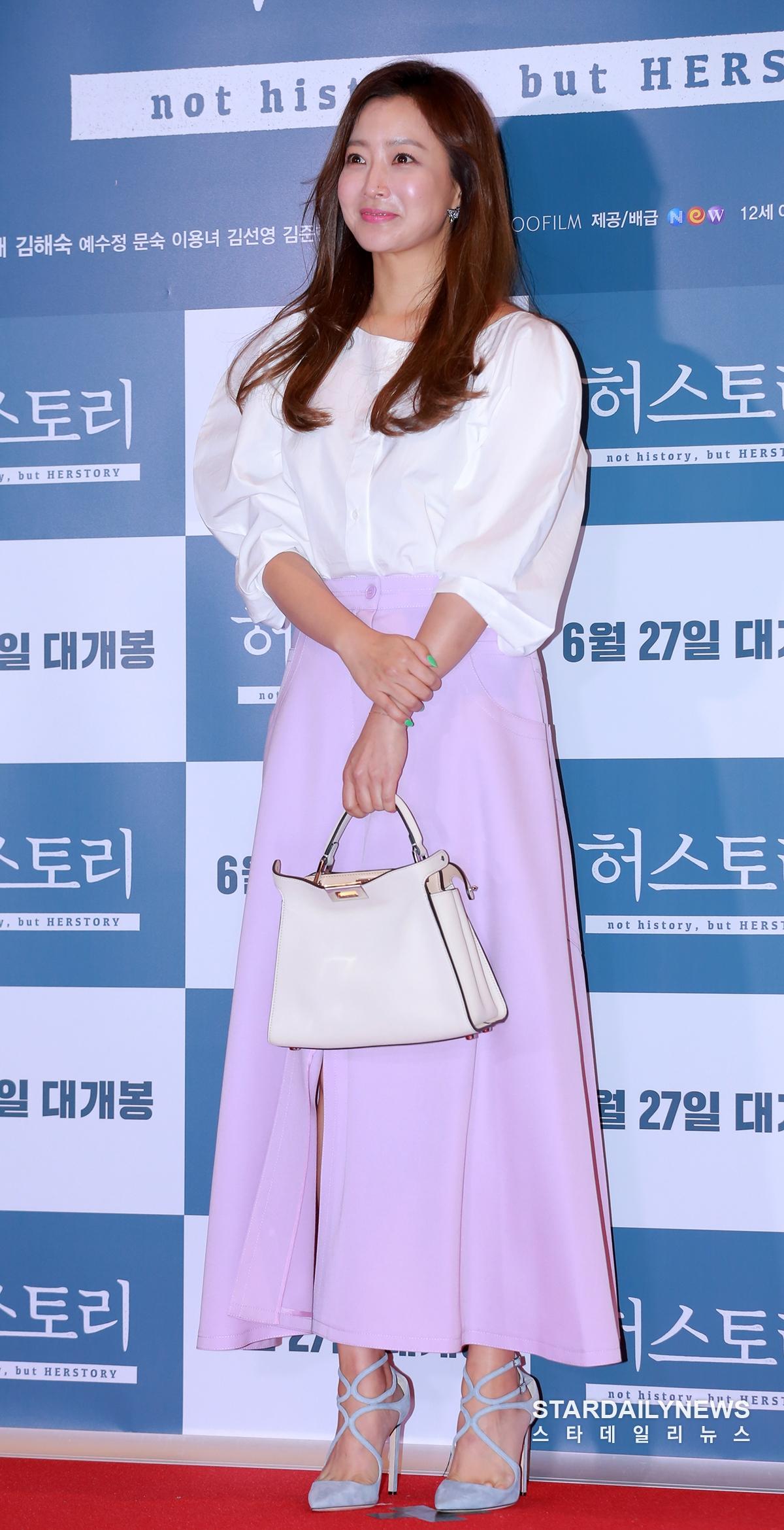 김희선 '보배로운 미소' 허스토리