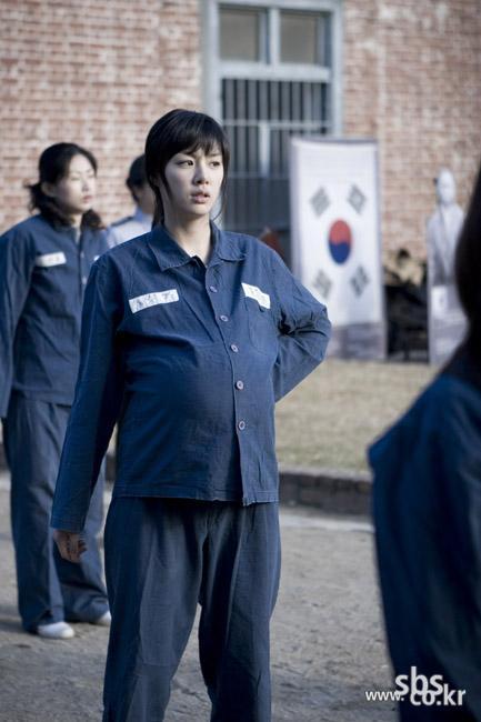 서지혜, 죄수복에 임산부 복장에도 미모 폭발 `윤성환이 반했나?`