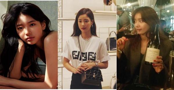 기은세, 나란히 '여신급' 얼굴사진 비교해 보니… '수지+채정안' 진짜 있다?