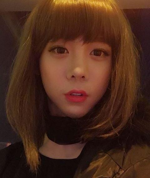 강혁민, 여자보다 예쁜 여장 셀카 `눈길`