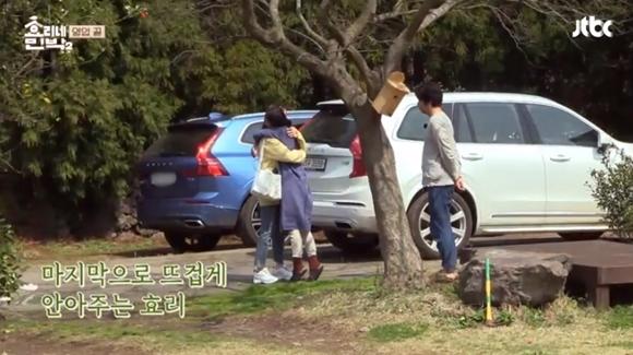 """'효리네 민박2' 효리, 떠나는 윤아에 """"너 없으면 못살 것 같아"""""""