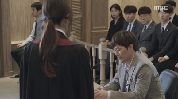 '검법남녀' 정재영 라텍스 장갑 증거물로 피해자 자작극 밝혀