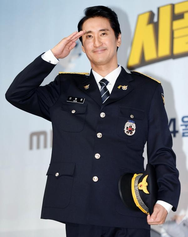 """[E-핫스팟] 신현준 """"오대환 `시골경찰3` 덕에 성격 좋아져"""""""