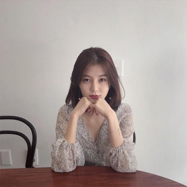 '하트시그널 시즌2' 임현주, 무표정도 예뻐… '다른 사람 같아'