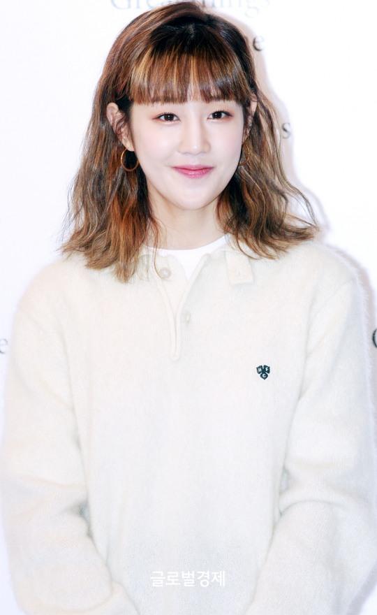 [GET포토] 박보람, `순수 미소`