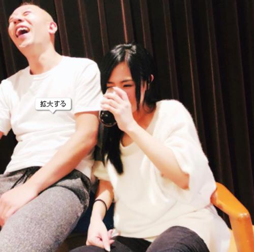 """아오이소라, 일본언론 """"장근석, '아오이소라 먹고싶다'"""" 왜곡 보도에 """"지금 먹고 싶은 것은? グンちゃん(근짱)"""""""