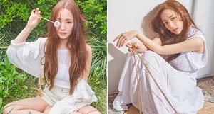 박서준과 꽁냥 케미 선보일 '김비서' 박민영의 여름 화보